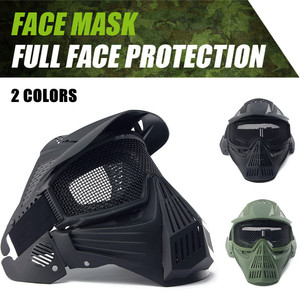 Tactical Paintball Masks with