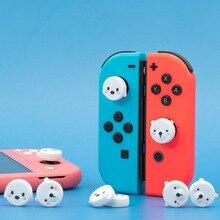 Case Switch-Accessories Nintendo Joystick-Cover Shell-Lite-Handle Cute Dog Joycon