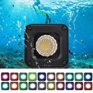 Image 5 - Ulanzi L1 Pro Waterproof Mini LED Light IP67 10M Built in Lithium Battery 5500+200K Waterproof Mini LED Light