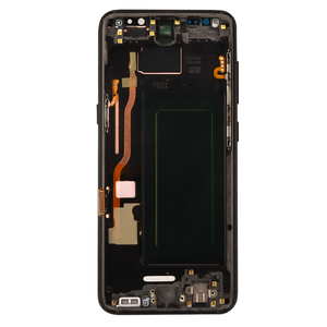Image 3 - ORIGINAL SUPER AMOLED S8 LCD with Frame for SAMSUNG Galaxy S8 G950 G950F Display S8 Plus G955 G955F Touch Screen Digitizer