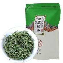 Китайский Ранняя весна свежий зеленый чай Huangshan Maofeng зеленый пищевой органический Ароматизированный Чай для похудения