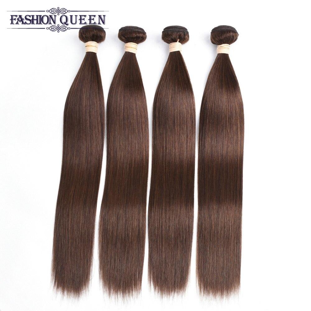 4 Bundles Deals Malaysian Straight Hair Weaving 8