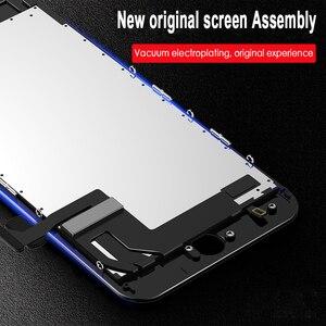 Image 4 - Tela de exibição de lcd nohon hd aaaa para iphone 6 6s 7 substituição 3d touch digitizer assembly telefone celular lcds tela de toque