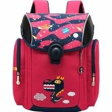 Unicorn Girl Primary School Bag Set for Kid Boy Dinosaur Printed Peacock Backpack Orthopedic Children Bookbag mochila escolar