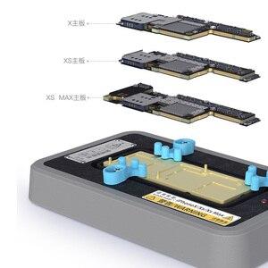 Image 2 - Qianli Productie Voor Iphone X Xs Xsmax 11 11pro Multifunctionele Constante Temperatuur Demontage En Lassen Verwarming Tafel