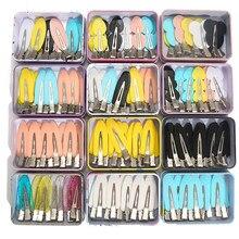 Conjunto de 10 pinzas para el pelo para mujer, accesorios para el cabello sin costuras, accesorios para el cabello, pasadores para niñas