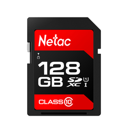 P600 32 GB/64 GB/128 GB karta SD UHS-I U1 klasa 10 wysoka prędkość 80 MB/s karta pamięci SD do aparatu urządzenie przenośne