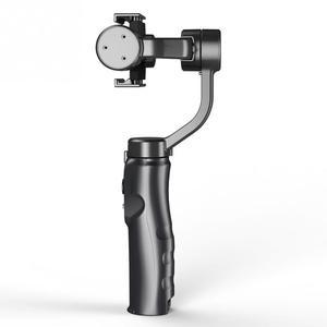 Image 3 - Glatte Smart Telefon Stabilisierung H4 Halter Haltegriff Gimbal Stabilisator für Iphone Samsung & Action Kamera