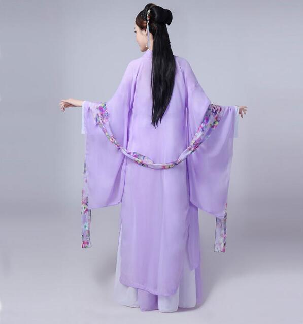 19 women chinese princess costume traditional dance costumes kids enfants girl folk ancient hanfu tang dynasty 4