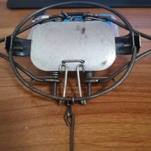 Ловушка для животных диаметр 110 мм 43 дюйма
