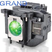 Lámpara de proyector V13H010L67, Bombilla ELPL67 para EB W16, EB W16SK, EB X02, EB X11, EB X12, EB X14, EB X15, GRAND EH TW480