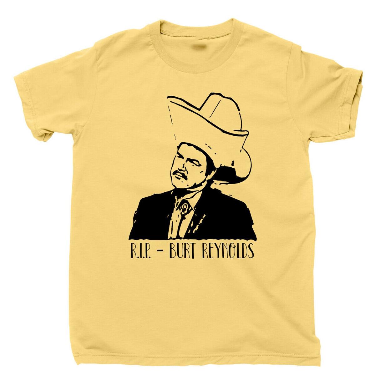 Burt Reynolds T Shirt Norm Macdonald Will Ferrell Snl Skit Movie Dvd Blu Ray Tee Shirt Casual Plus Size T Shirts Aliexpress