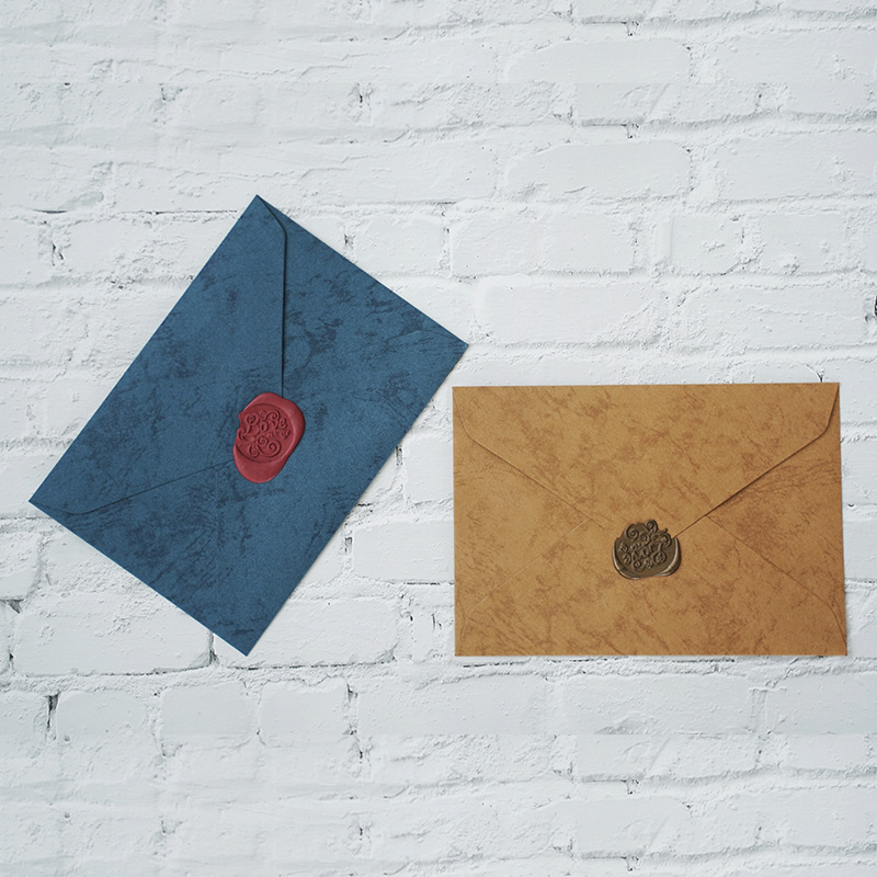 Износостойкий Ретро Бизнес карты бумажные конверты для чудесные открытки-приглашения/свадебные приглашения Почтовые открытки приглашени...