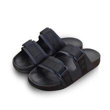 Men Slippers Hasp Drag Leisure Lightweight Sandals Soft Bottom Outdoor Non-slip Plus Fat Sandals drag specialities 2001 0278 chrome fat spotlights pair
