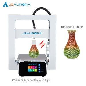 Image 4 - JGMAKER A3S 3Dเครื่องพิมพ์สถานที่แล้วSDการ์ดพิมพ์เรือจากโรงงานหรือCZ/เยอรมนี/รัสเซียโกดังJGAURORA