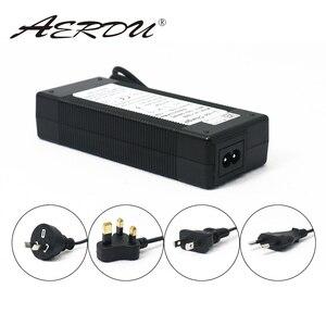 Image 2 - AERDU Adaptador de fuente de alimentación de cargador 3S, 12,6 V, 5A, paquete de batería de litio de 12V, baterías de ion de litio, convertidor de enchufe de CA CC EU/US/AU/UK
