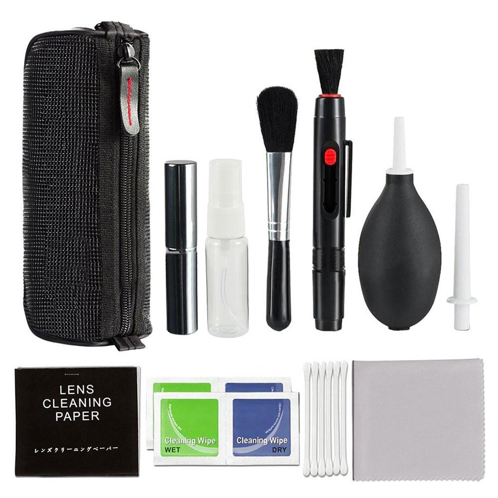 Equipment Cleaner-Tools Camera-Cleaning-Kit Digital-Camera Professional Photo-Clean-Brush-Set