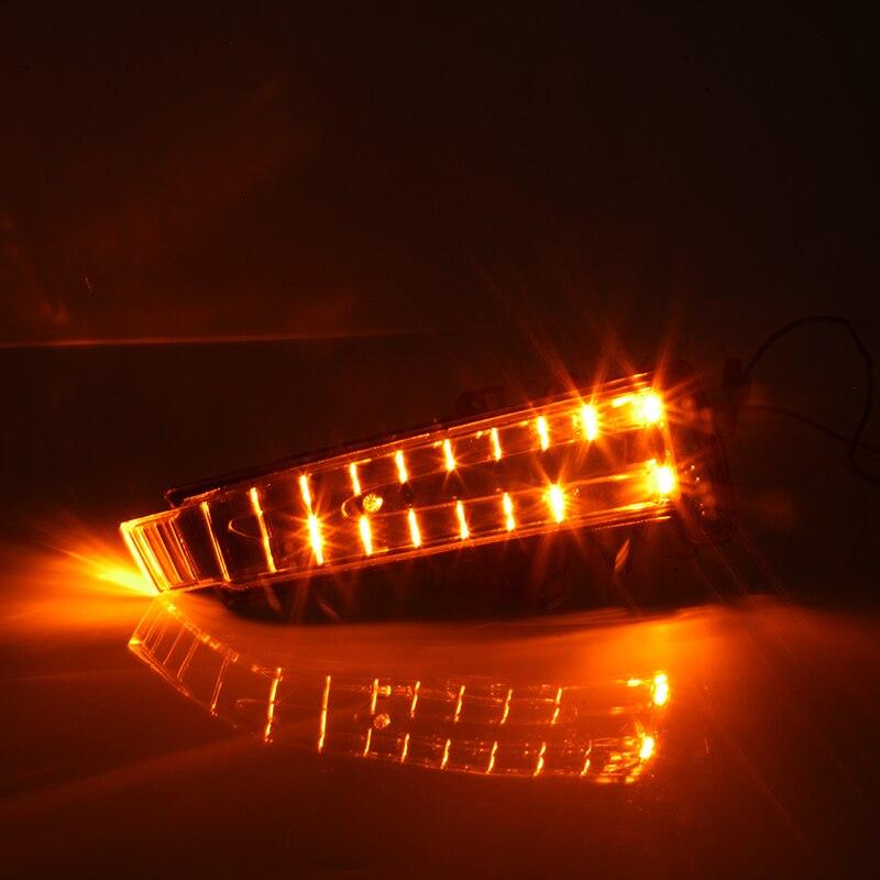 Car Rear View Mirror Turn Signal Light For Mercedes-Benz W221 W212 W204 W176 W246 X156 C204 C117 X117 LED Indicator Blinker Lamp