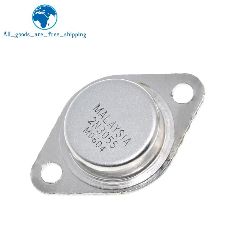 15A 60V Uxcell 2 x 2N3055 NPN AF Ampere Audio Power Transistor
