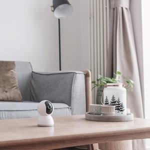 Image 5 - 기존 Mijia 스마트 카메라 업그레이드 된 1080P HD 컬러 저조도 기술 야간 360 각도 무선 Wifi APP For Smart Home