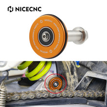 Nicecnc pdsスイングktm 250 350 450 500用プロテクターセーバーたくさんEXC-F XCF-W 6日150 250 300 exc xcw 6日tpi 2017-2021 2020