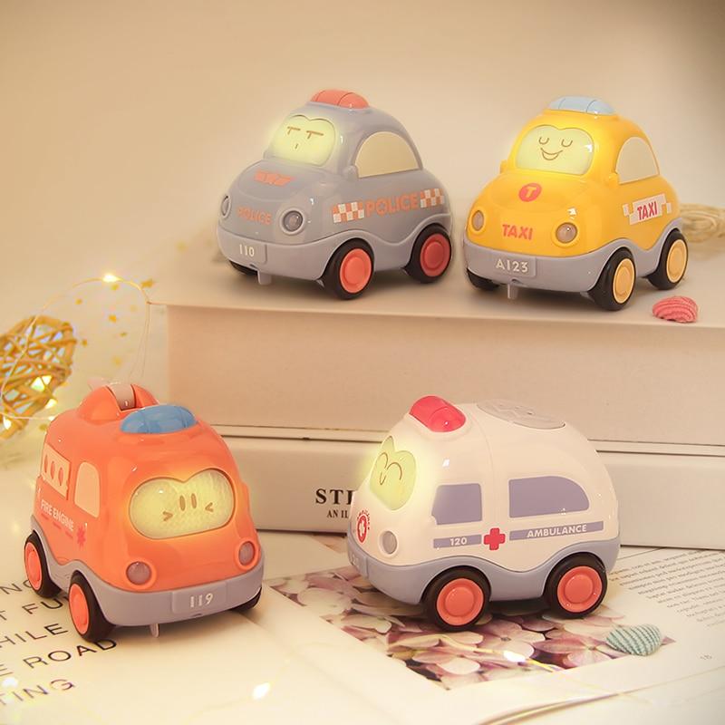 Voiture jouets pour bébé garçon 1 an Montessori jouet voitures pour enfant en bas âge 13 24 mois enfants apprentissage précoce jouet éducatif enfants 2 ans