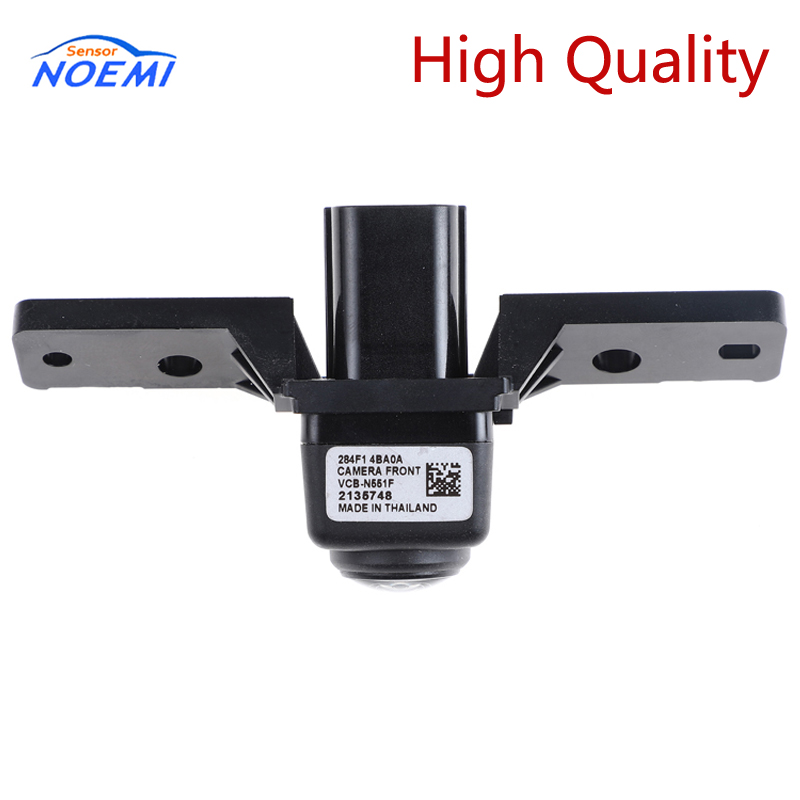 YAOPEI High Quality Fits For Nissan OEM Factory 284F1 4BA0A 284F14BA0A Front Camera New-in Vehicle Camera from Automobiles & Motorcycles