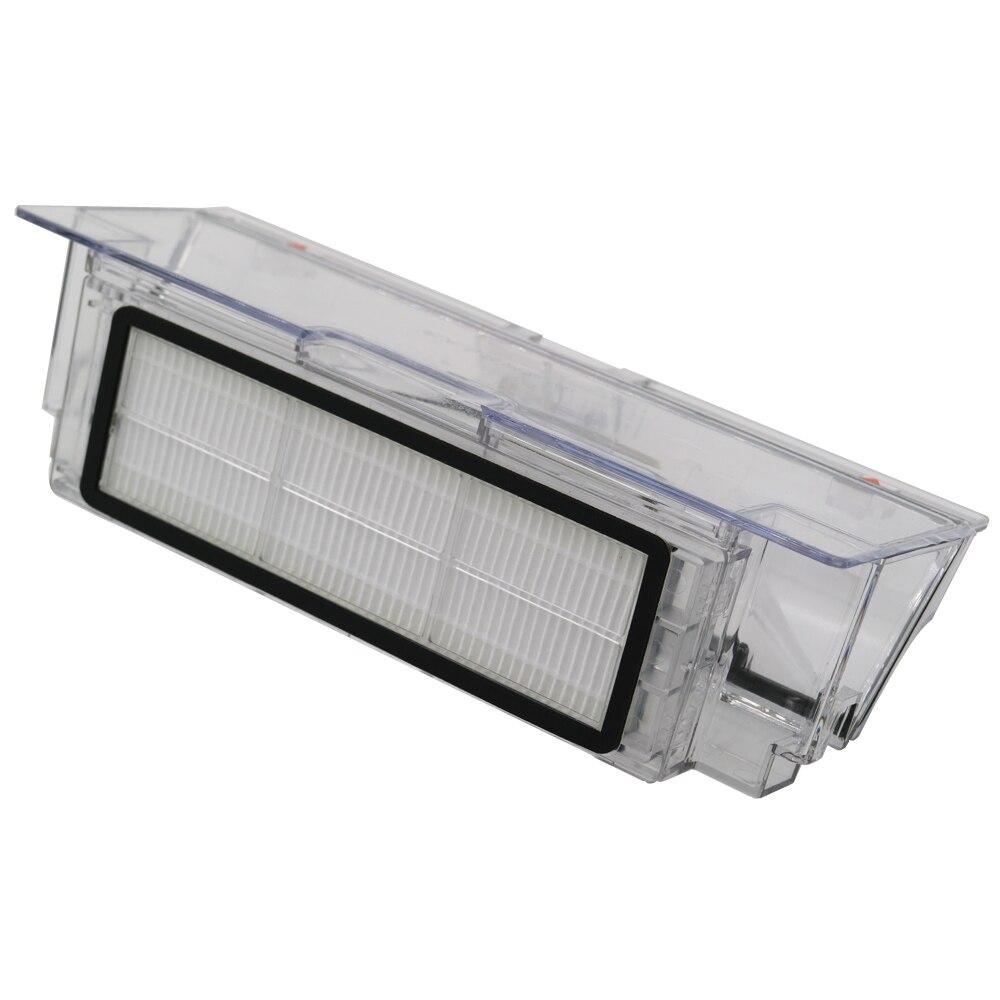 Original Spare Parts Dust Box Bin For Xiaomi MI Roborock Vacuum Cleaner S50 BP