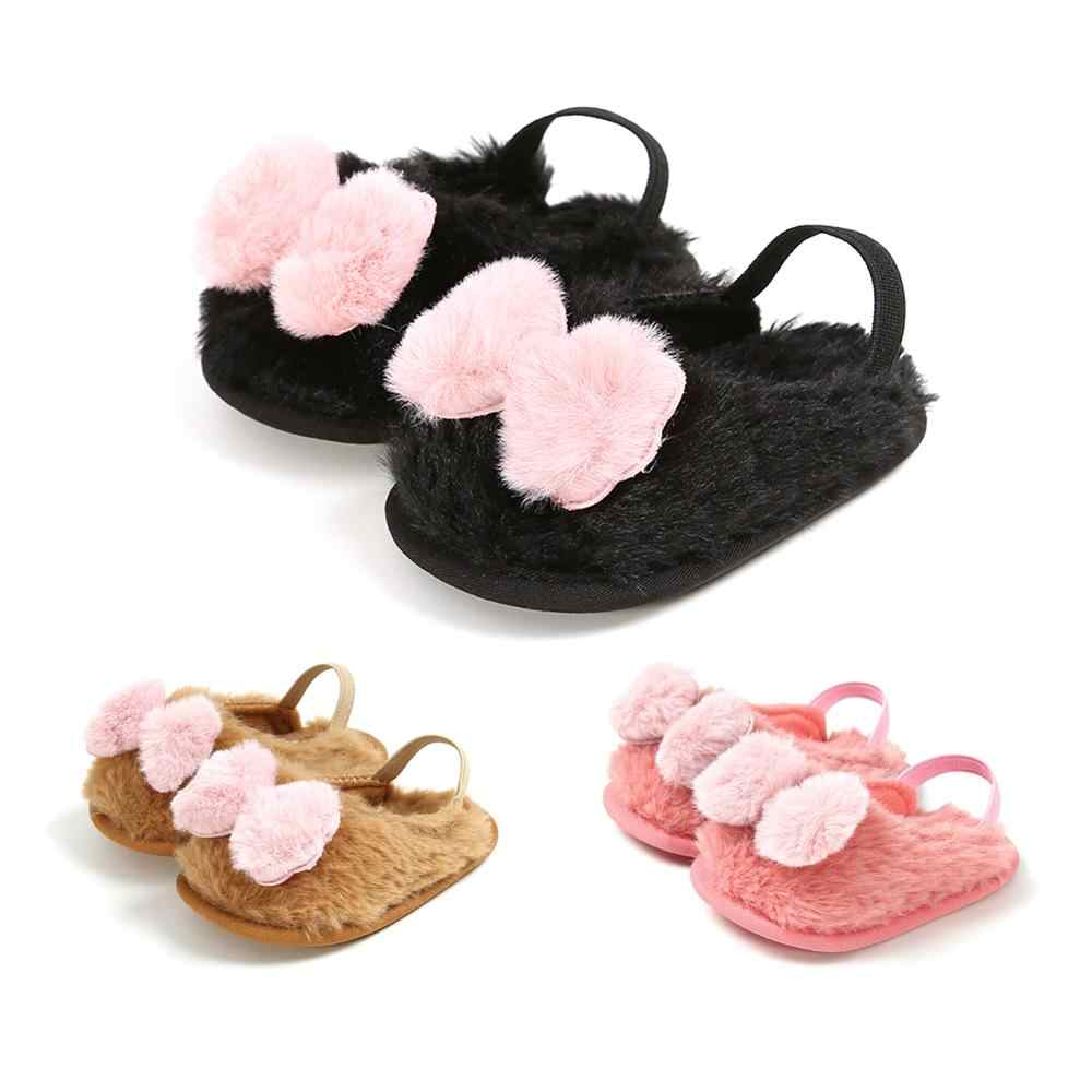 Winter kids Shoes Slippers Children Funny Soft  Home House Shoes Kids Baby Girls Cartoon Slipper Indoor Floor Shoes Smiling Face