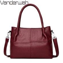 Women Leather Handbags Women Messenger Bags Designer Crossbody Bag Women Tote Shoulder Bag Top handle Bags For girls sac a main