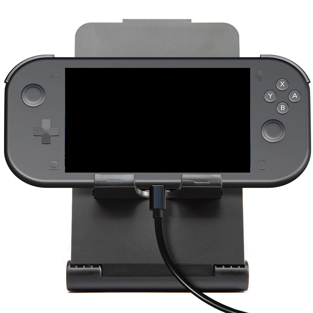 Simple Accessories Play Base Portable Foldable Storage Height Adjustable Home Game Console Stand Small Support For Switch Lite
