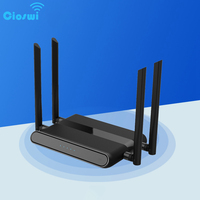 Cioswi Wireless 3G 4G LTE Wifi Router With SIM Card For Car Travel Watchdog Design Prevent Drop Online Can USB Port For Power