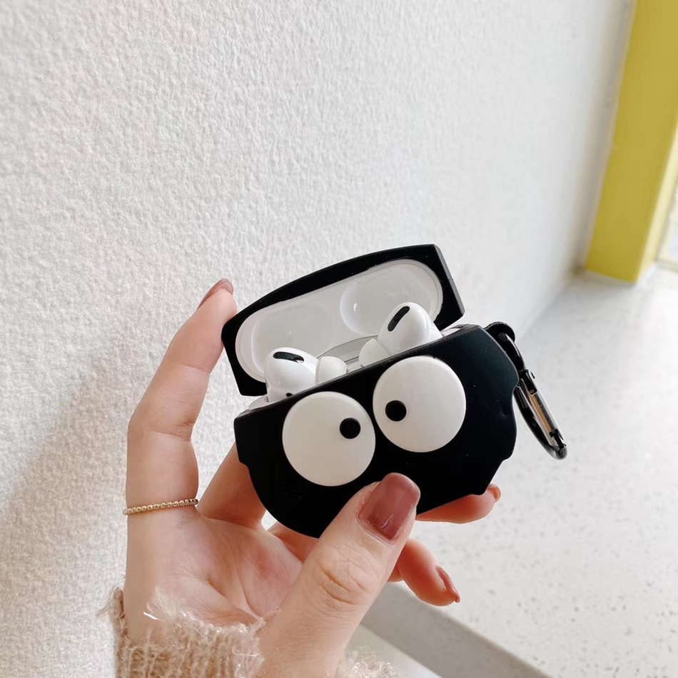 Cute 3D Silicone Case for AirPods Pro 16