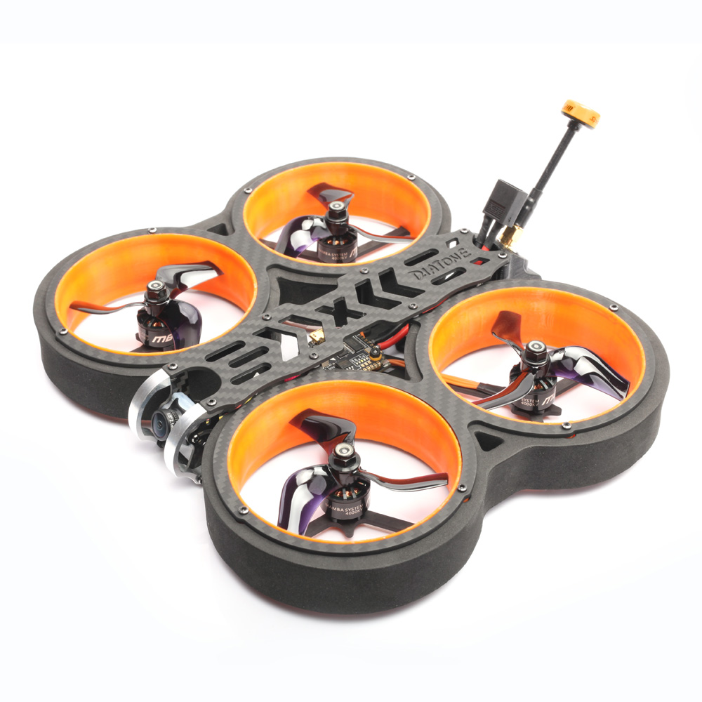 DIATONE MX-C 349 3 Inch 158mm 4S/6S Cinewhoop FPV Racing Drone PNP RUNCAM NANO2 Whoop Drone 1