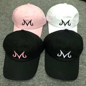 Snapback-Cap Dragon-Ball Dad-Hat BUU Bone-Garros Women High-Quality Cotton for Hip-Hop