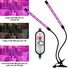 Full Spectrum LED Grow Light Dimmable USB Plant 9W 18W 27W Growing Lamp Hydroponics Lighting Growth Phyto 5V