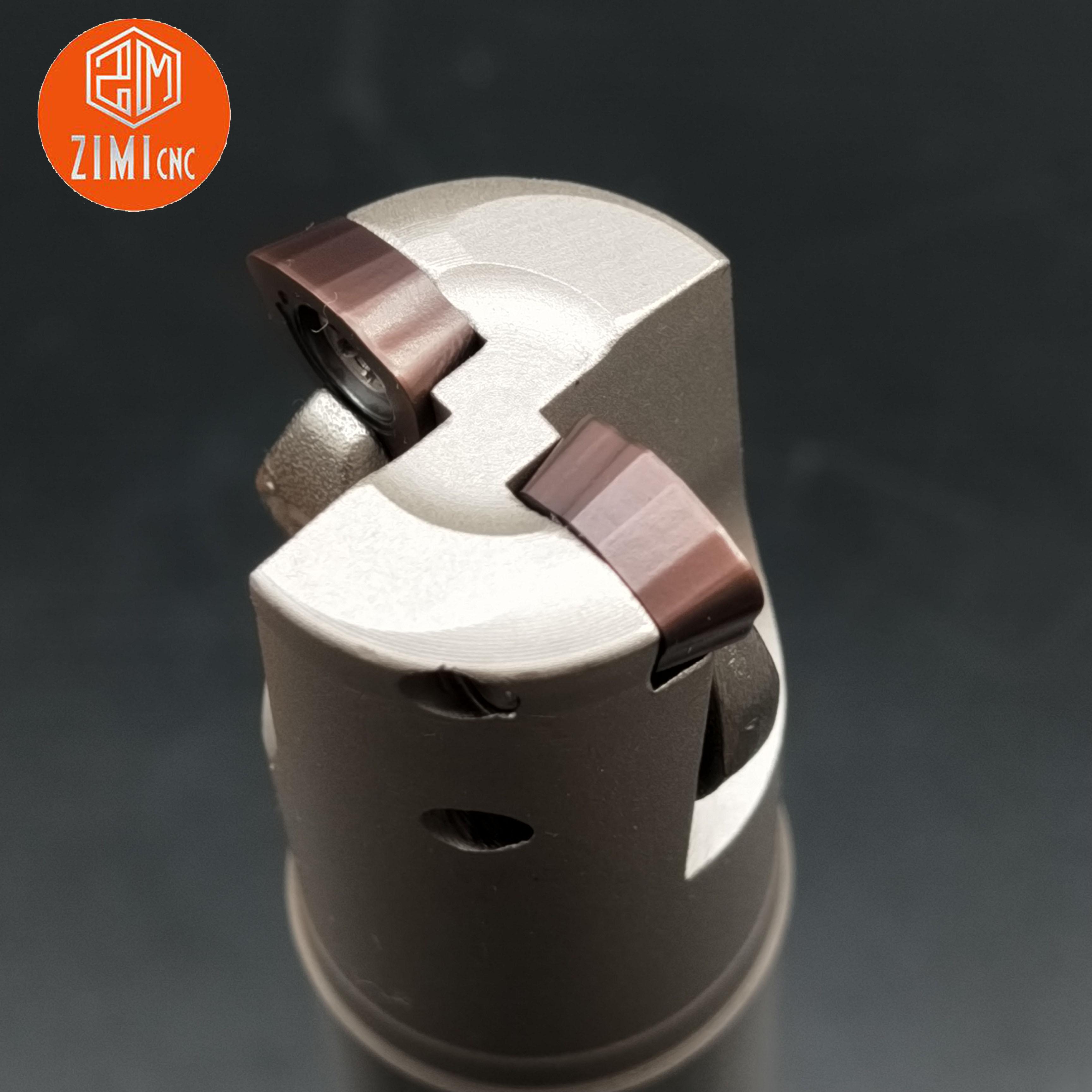 1pcs AJX09 C25-26-150face Milling 2-blade Indexable Milling Cutter+10pcs JDMW09T320ZDSR-FT VP15TF Carbide Boring Tools