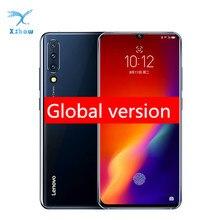 """Lenovo z6 celular rom global, snapdragon 730 6gb 64gb 6.39 """"oled tela em tela de impressão digital"""