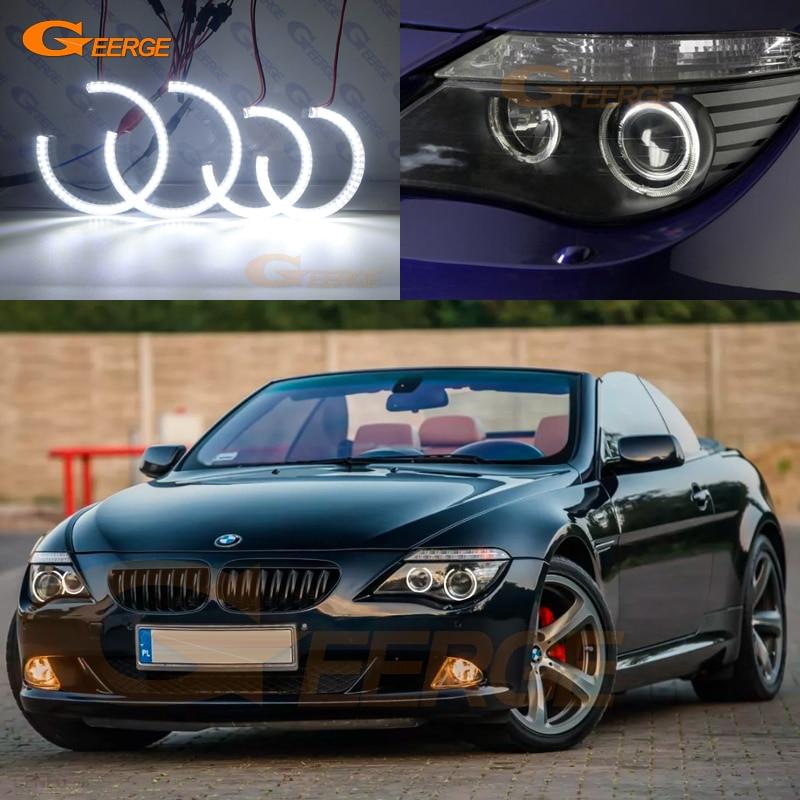 DELUXE BMW F06 6 SERIES 2011 FULL INTERIOR LED WHITE KIT XENON 630 650 M6