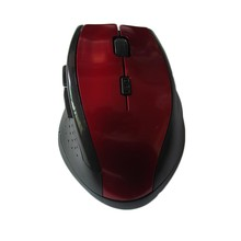 Portable 2.4GHz Wireless Mouse 6 Buttons Optical Computer with USB Receiver Office Mice for PC Laptop
