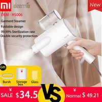 Deerma DEM-HS006 Faltbare Handheld Garment Steamer Dampf Eisen Haushalt Tragbare Kleine Kleidung Falten Sterilisation