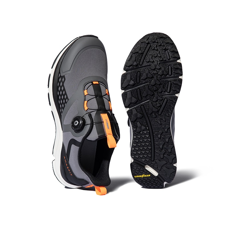 Mijia Amazfit Antelope Light Smart Shoes 2 Outdoor Sports sneaker Sneakers GOODYEAR Rubber Lace Up Knobs Support Smart Chip 4
