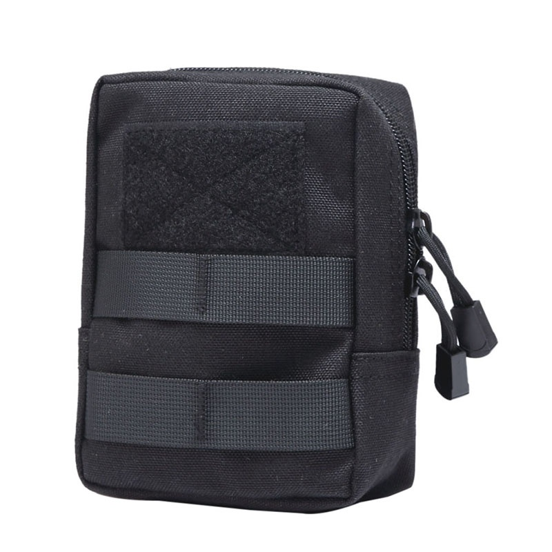 new Tactical Molle System Medical Pouch 1000D Utility EDC Tool Accessory Waist Pack Phone Case Airsoft Hunting Pouch