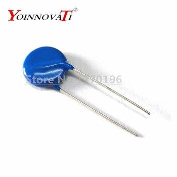 10 шт. 470K пьезорезистор 14D470K 47V Варистор Резистор