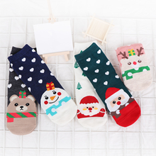 2021 Christmas Stockings New Products Candy Bar Elk Snowman Socks