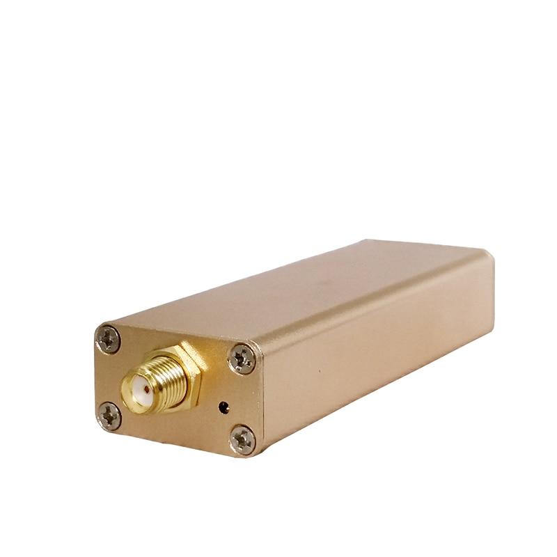 Récepteur RTL SDR V3 Pro avec jeu de puces rtl2832 rtl2832u r820t2 pour radio jambon SDR RTL pour 500 Khz-2 GHz UHF VHF HF AM FM