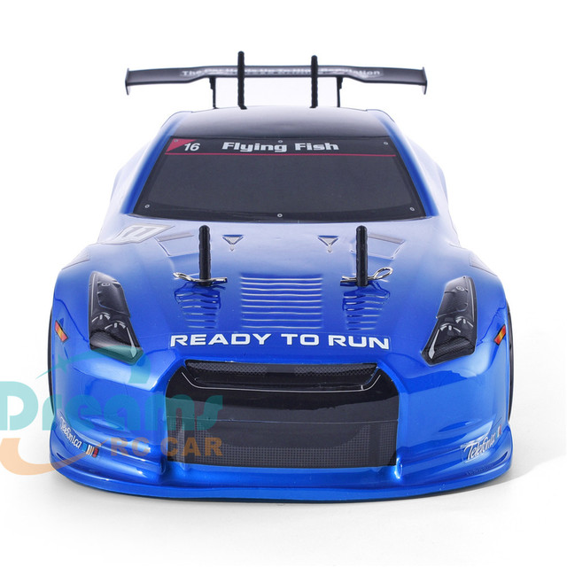 HSP RC Car 4wd 1:10 On Road Racing Two Speed Drift Vehicle Toys 4x4 Nitro Gas Power High Speed Hobby Remote Control Car 3
