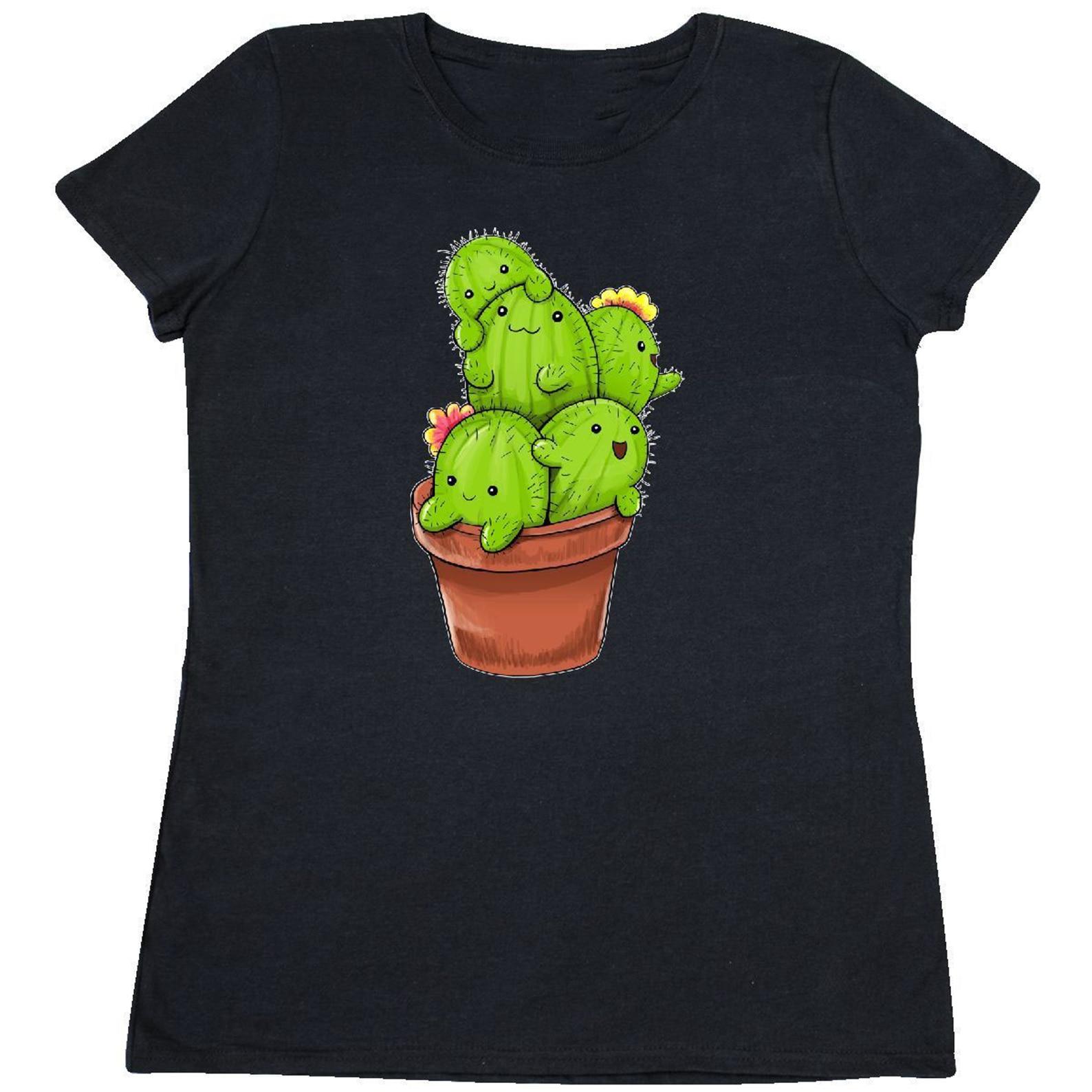 inktastic Cactus Kindness Baby T-Shirt