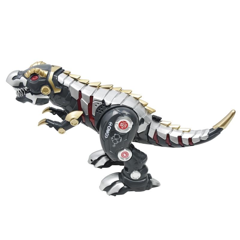 dinossauro simulação mecânica brinquedo dinossauro recarregável eletrônico