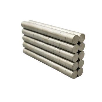 SmCo Magnet Disc Diameter 6x6 mm Rod Cylinder Grade YXG28H 350 Degree C High Temperature Permanent Rare Earth Magnets 60-2000pcs